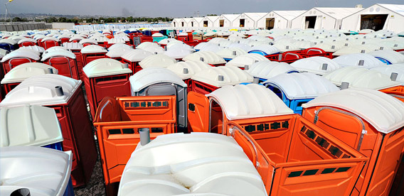 Champion Portable Toilets in Mason City,  IA